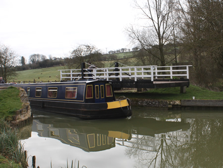 The Kennet & Avon Canal - Devizes