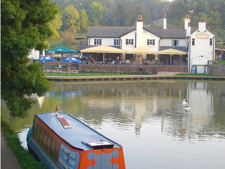 The Foxton Locks Inn