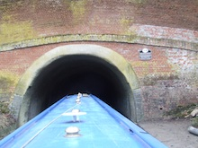 A Tunnel on the canal
