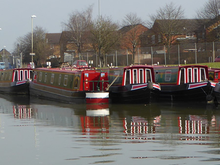 The UK Canals
