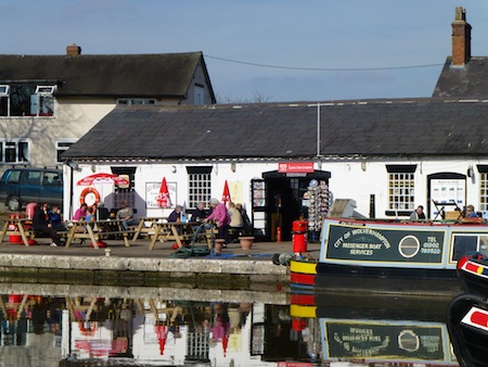 A wonderful canal boat holiday