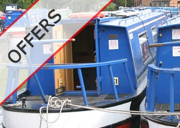 Canal Boat Discounts