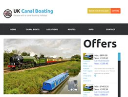 Booking your canal boat holiday on UK Canal Boating