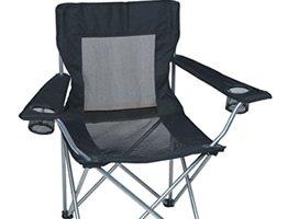 A folding chair