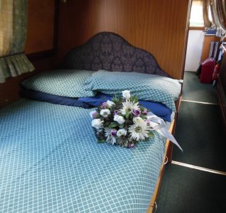 The Ginger3 class canal boat