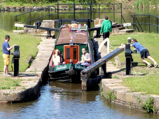 The Raki class canal boat