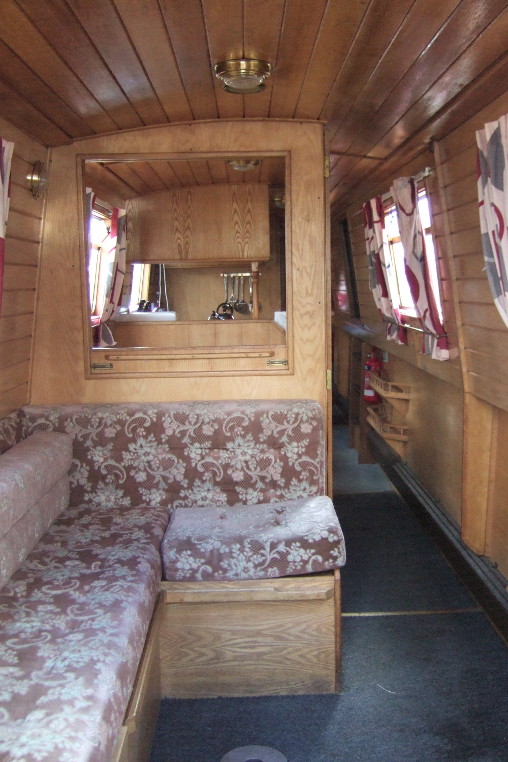 The S-Eve class canal boat