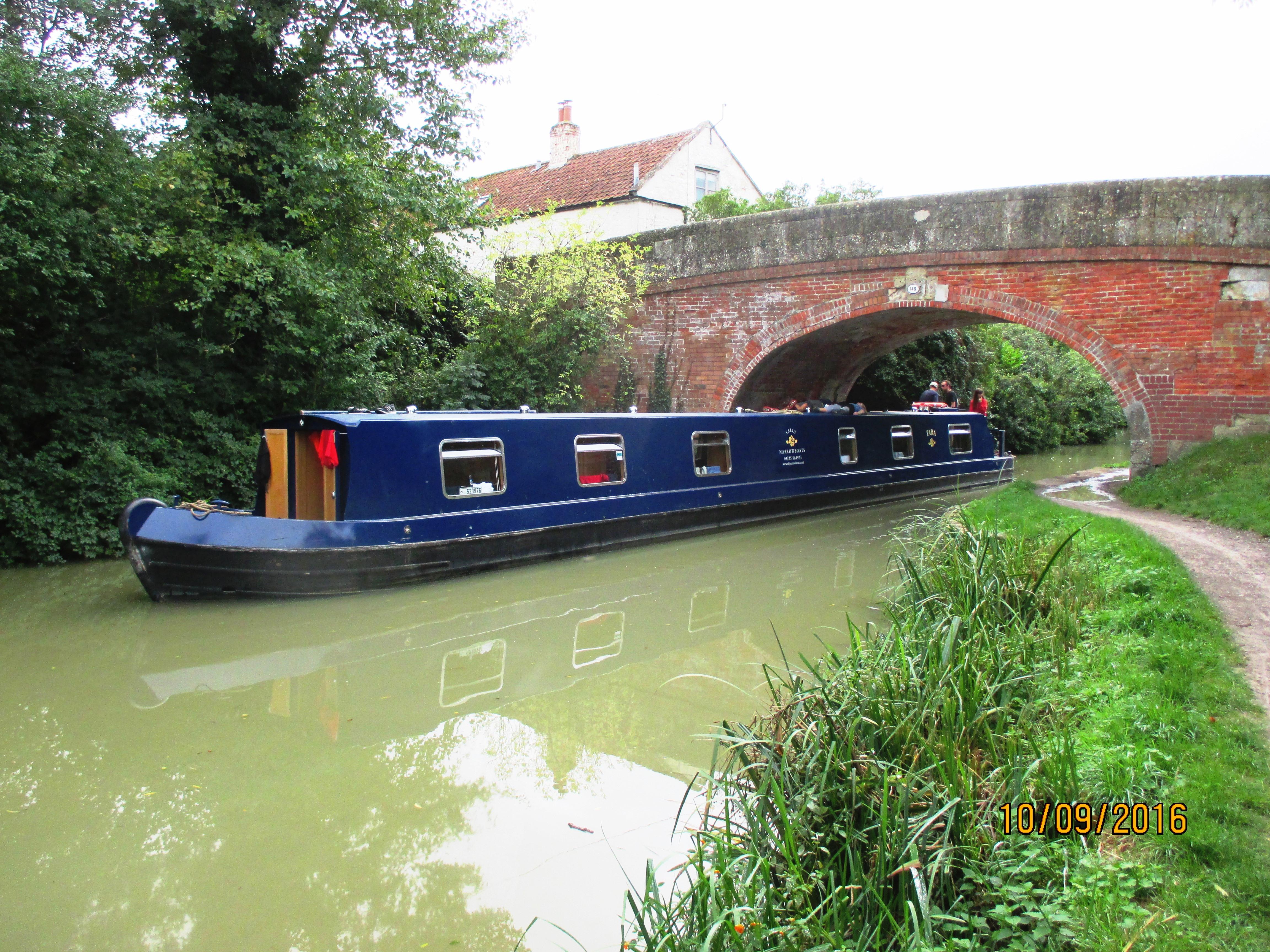 The S-Tara class canal boat