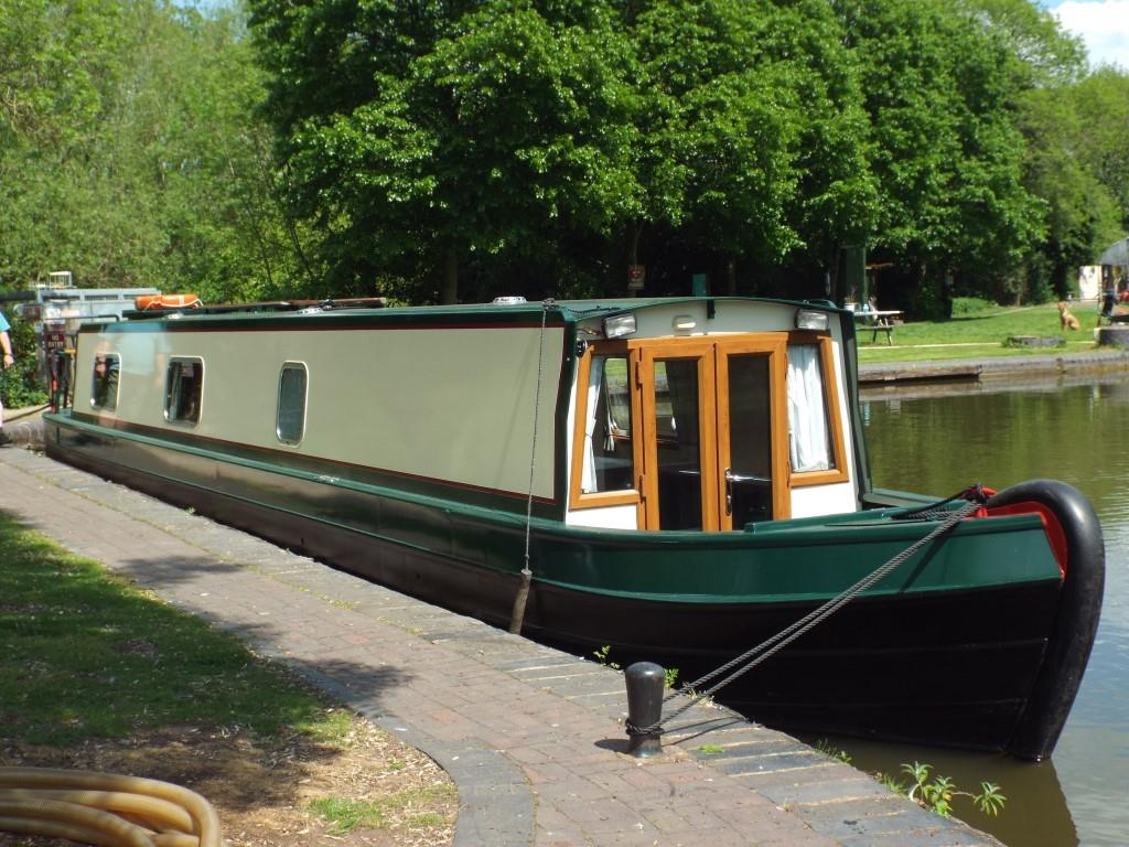 The Star4-2 class canal boat