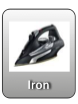 Iron on board