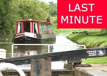 Last minute availability