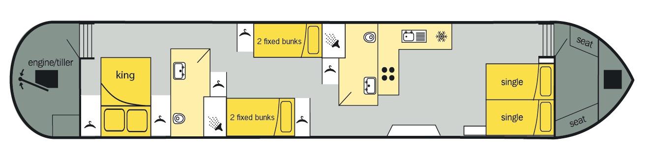 Sanderling layout 3
