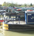 Bradford-on-Avon Marina in Wiltshire