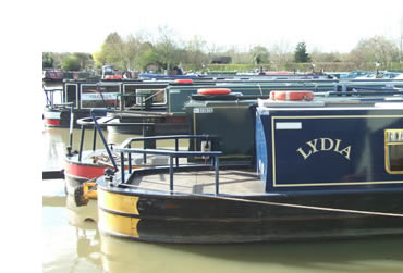 Bradford-on-Avon Marina. A UK Canal Boating Location
