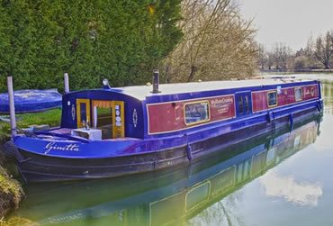 Caversham Canal Boating Location