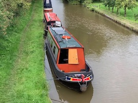 Chester. A UK Canal Boating Location
