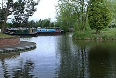 Foxton. A UK Canal Boating Location