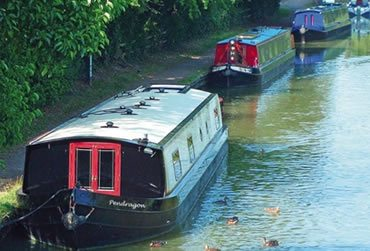 Iver. A UK Canal Boating Location