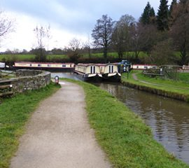 Canal Boating from Monmouthshire