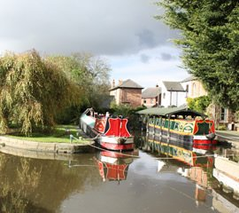 Canal Boating from Northamptonshire