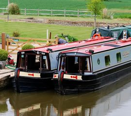Canal Boating from Oxfordshire