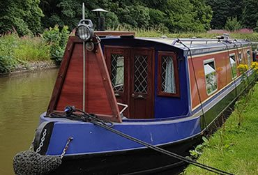 Poynton. A UK Canal Boating Location