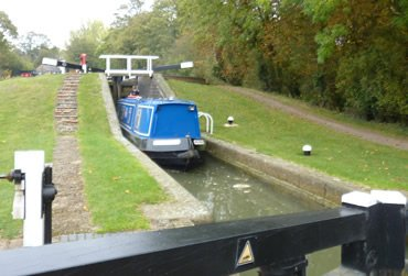 Rugby Canal Boating Location