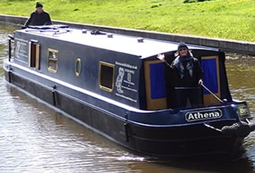 Skipton. A UK Canal Boating Location