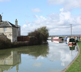 Canal Boating from Wiltshire