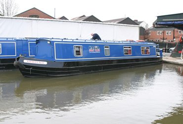 Worcester Canal Boating Location