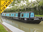 The CLC6 Canal Boat Class