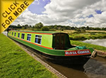 The Ginger6 Canal Boat Class