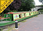The Ginger8 Canal Boat Class