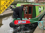 The Mino Canal Boat Class