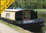 The Pendragon Canal Boat Class