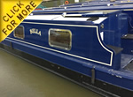 The S-Bella Canal Boat Class