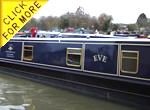The S-Eve Canal Boat Class