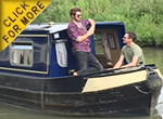 The S-Molly Canal Boat Class
