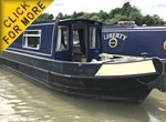 The S-Rachel Canal Boat Class