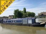 The S-Serenity Canal Boat Class