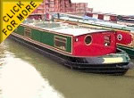 The Sanderling Canal Boat Class