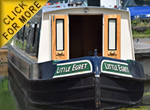 The SN-Egret Canal Boat Class