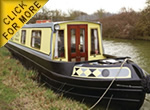 The V-Cherwell Canal Boat Class