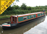 The V-Frome Canal Boat Class