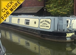 The V-Otter Canal Boat Class