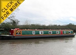 The Wagtail Canal Boat Class