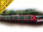 The Warbler Canal Boat Class