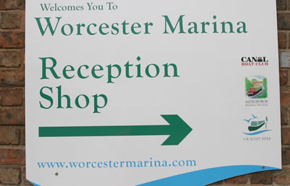 Mid Worcestershire ring from Worcester