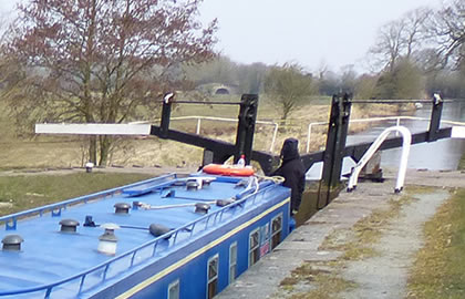 Napton and return from Rugby