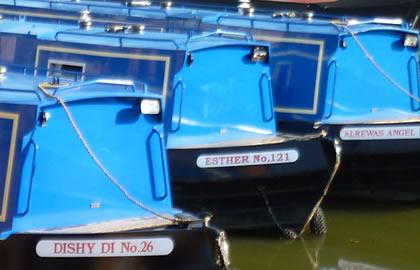 Stoke Bruerne and return from Market Harborough